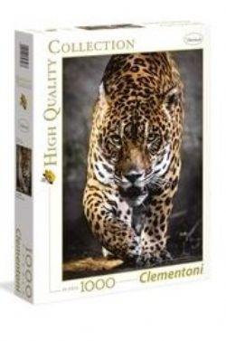 CLEMENTONI 1000PCS - MARCHE DU JAGUAR #39326