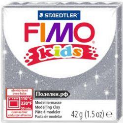 FIMO-KIDS- ARGENT SCINTILLANT
