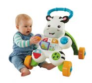 MARCHEUR ZÈBRE FISHER-PRICE
