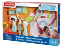 TROUSSE MÉDICALE FISHER-PRICE