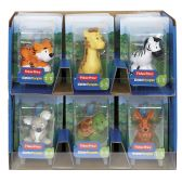 ANIMAUX LITTLE PEOPLE ASST. -FISHER PRICE