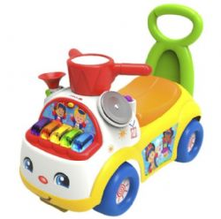TROTTEUR L'ULTIME PARADE MUSICALE - FISHER PRICE - LITTLE PEOPLE