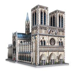 WREBBIT CT 830PCS 3D - NOTRE-DAME DE PARIS