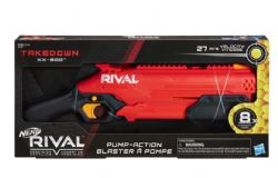 NERF RIVAL - TAKEDOWN XX-800 ROUGE