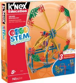 K'NEX ENGRENAGES