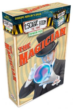 ESCAPE ROOM - EXTENSION LE MAGICIEN