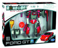 ROADBOT -FORD GT ROUGE