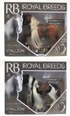 ROYAL BREEDS CHEVAL AVEC SONS