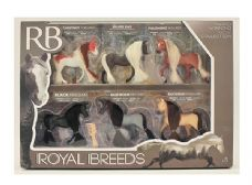 ROYAL BREEDS COLLECTION PETITS  CHEVAUX