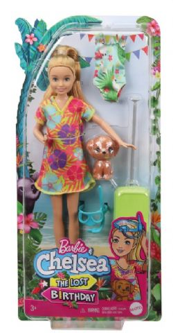 BARBIE CHELSEA THE LOST BIRTHDAY- STACIE AVEC CHIOT (NETFLIX)