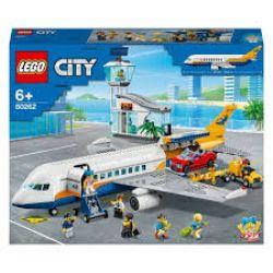 CITY AIRPORT - L'AVION DE PASSAGERS #60262