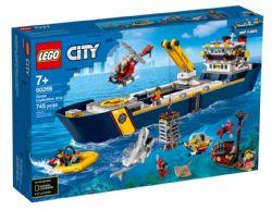 CITY OCEANS - LE BATEAU D'EXPLORATION OCÉANIQUE #60266