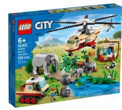 CITY - L'OPÉRATION DE SAUVETAGE DES ANIMAUX SAUVAGES #60302