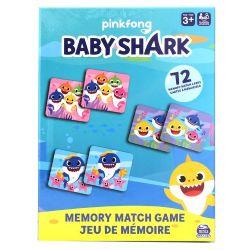 JEU DE MÉMOIRE - BABY SHARK