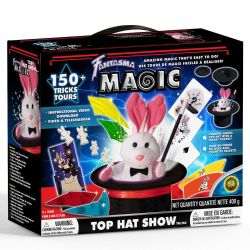 FANTASMA MAGIC- CHAPEAU DE MAGIE 150 TOURS