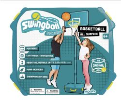 SWINGBALL- BASKETBALL TOUTE SURFACE