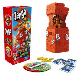 JEU JENGA SUPER MARIO BROS - VERSION BILINGUE