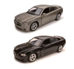 NEW RAY- 1:24 VOITURE DODGE CHARGER ASST