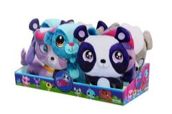 PELUCHE LITTLE PET SHOP 10''