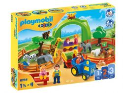PLAYMOBIL - LA CAMPAGNE 1.2.3 #6770
