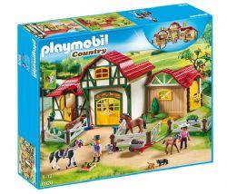 PLAYMOBIL - CLUB D'ÉQUITATION #6926