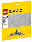LEGO PLAQUE DE BASE GRISE #10701