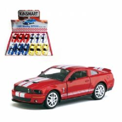 1:38 2007 SHELBY GT 500 PULL BACK
