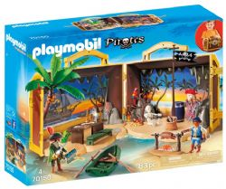COFFRE DES PIRATES TRANSPORTABLE #70150***
