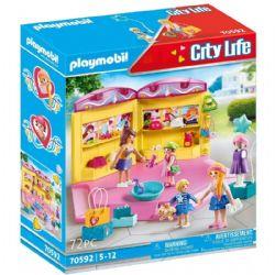 PLAYMOBIL BOUTIQUE DE MODE POUR ENFANTS #70592