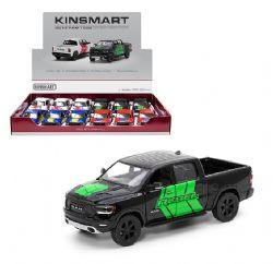 KINSMART - CAMIONNETTE DODGE RAM 2019 AVEC DÉCALQUE 5