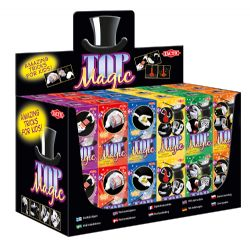 TOP MAGIC- PETIT COFFRET TOUR DE MAGIE BILINGUE