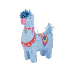 MINI PINATA LAMA DÉCORATIVE