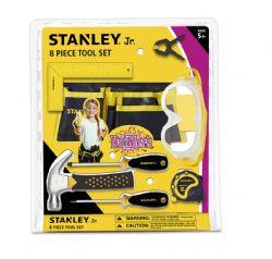 ENS. DE 8 OUTILS - STANLEY JR