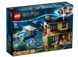 HARRY POTTER - 4 PRIVET DRIVE #75968