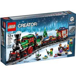 LEGO LE TRAIN DES FÊTES #10254***