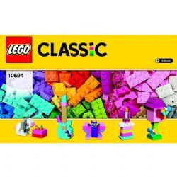 LEGO BRIQUES BOÎTE DE CRÉATIVITÉ 303 PCS #10694