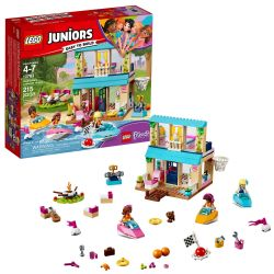 LEGO JUNIORS LA MAISON AU BORD DU LAC DE #10763