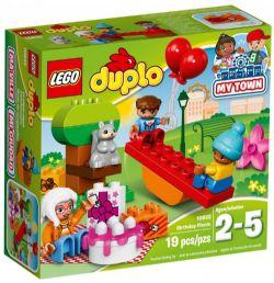 PIQUE NIQUE D'ANNIVERSAIRE - LEGO DUPLO #10832***