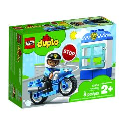DUPLO - LA MOTO DE POLICE #10900