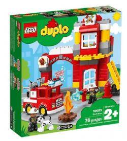 DUPLO - LA CASERNE DE POMPIER #10903