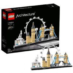 LEGO ARCHITECTURE LONDRES #21034