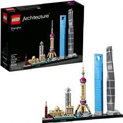 LEGO ARCHITECTURE SHANGHAI #21039