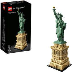 LEGO ARCHITECTURE STATUE DE LA LIBERTÉ #21042