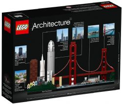 LEGO ARCHITECTURE SAN FRANCISCO #21043