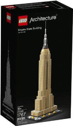 LEGO ARCHITECTURE EMPIRE STATE BUILDING #21046