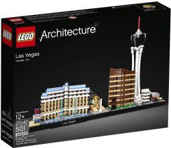 LEGO ARCHITECTURE LAS VEGAS #21047