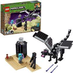 LEGO MINECRAFT LA BATAILLE DE L'ENDER #21151