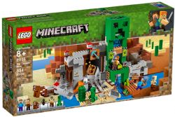 LA MINE DU CREEPER (MINECRAFT) #21155