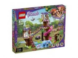 FRIENDS - LA BASE DE SAUVETAGE DANS LA JUNGLE