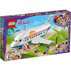 FRIENDS - L'AVION DE HEARTLAKE CITY